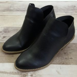 Universal Thread Indie Faux Leather Booties